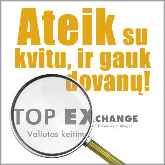 valiutos keitimo apmokestinimas)